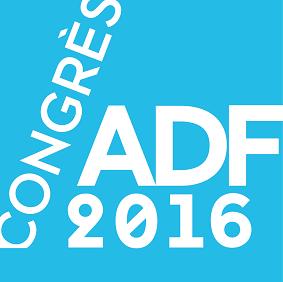 congres ADF Association Dentaire Française logo